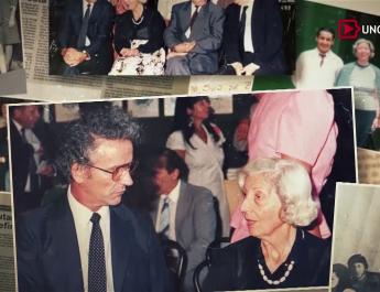 Homenaje a la Ingeniera Nélida Dellamea de Bonnier