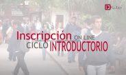 Tutorial de inscripción a las materias del Ciclo Introductorio – Segundo Cuatrimestre 2020